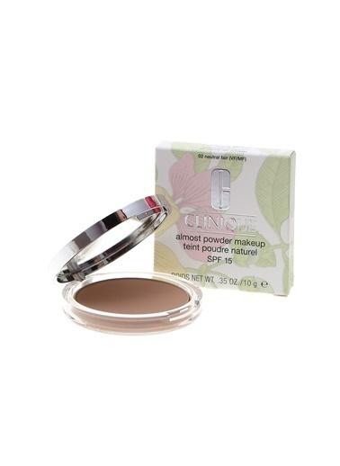Clinique Almost Powder Makeup Spf 15 Neutral Fair 10 g Ten